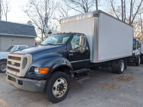 2005 Ford F-750 Super Duty for sale at Re-Fleet llc in Towaco NJ