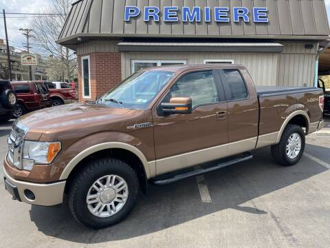 2011 Ford F-150 for sale at Premiere Auto Sales in Washington PA