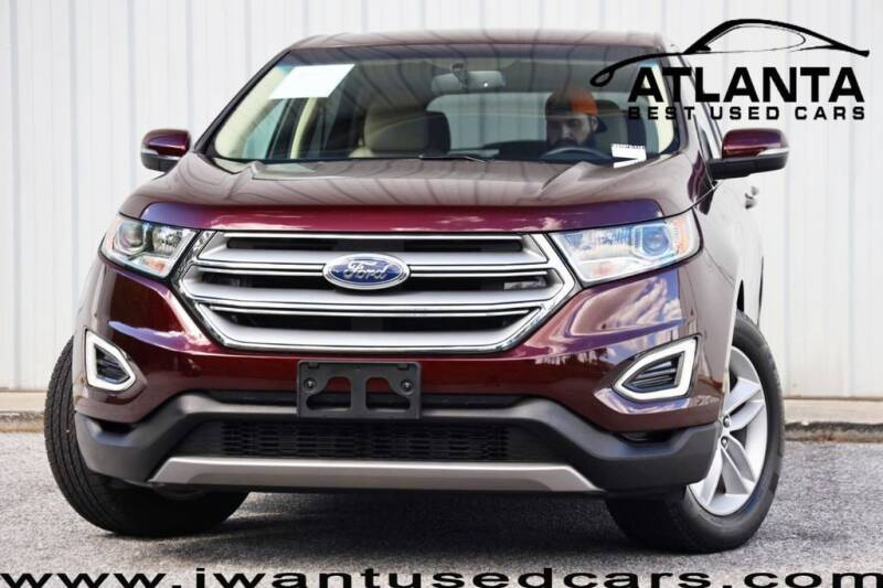 2018 Ford Edge for sale in Norcross, GA