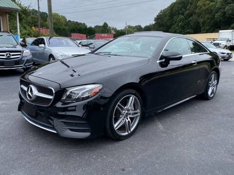 2018 Mercedes-Benz E-Class for sale at Luxury Auto Innovations in Flowery Branch GA