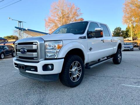 2016 Ford F-350 Super Duty for sale at GR Motor Company in Garner NC