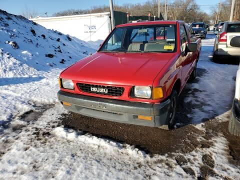 1992 Isuzu Pickup for sale at ASAP AUTO SALES in Muskegon MI