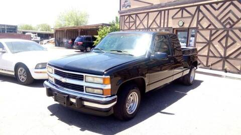 1994 Chevrolet C/K 1500 Series for sale at Used Car Showcase in Phoenix AZ
