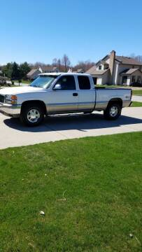 2002 GMC Sierra 1500 for sale at Country Auto Sales in Boardman OH