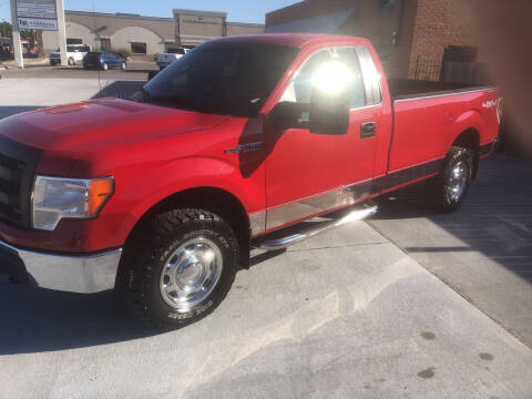 2014 Ford F-150 for sale at Bramble's Auto Sales in Hastings NE