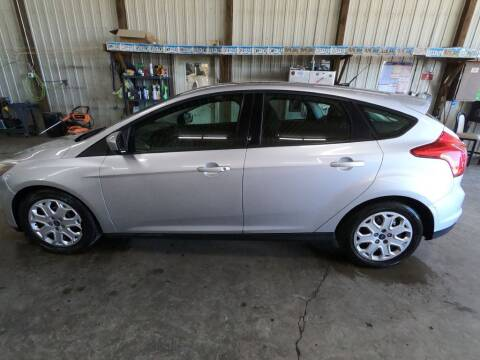 2012 Ford Focus for sale at Alpha Auto in Toronto SD
