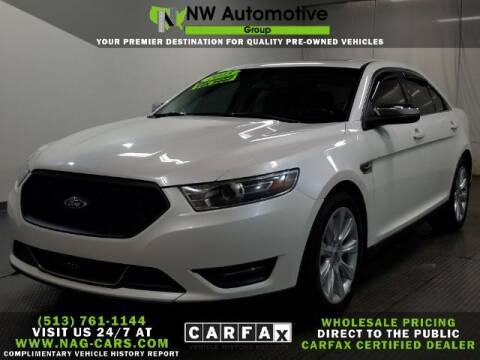 2015 Ford Taurus for sale at NW Automotive Group in Cincinnati OH