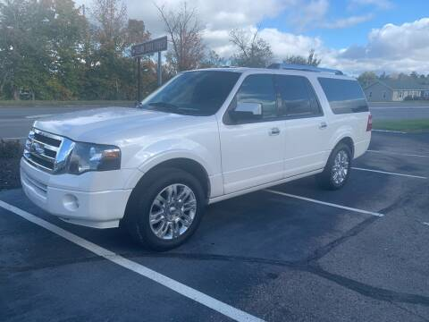 2014 Ford Expedition EL for sale at HILLS AUTO LLC in Henryville IN