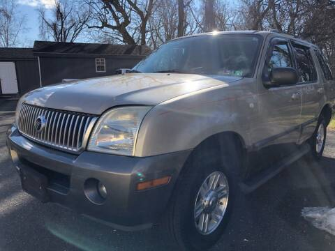 2004 Mercury Mountaineer for sale at Perfect Choice Auto in Trenton NJ