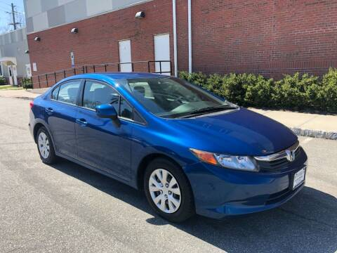 2012 Honda Civic for sale at Imports Auto Sales Inc. in Paterson NJ