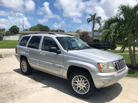 2004 Jeep Grand Cherokee for sale at ROCKLEDGE in Rockledge FL