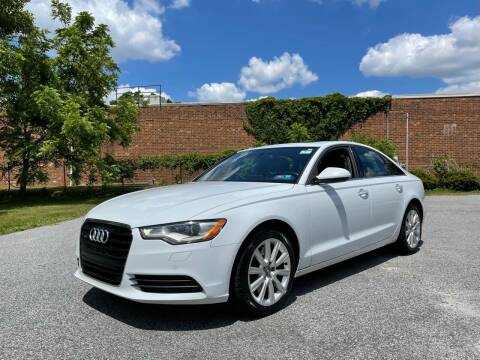 2015 Audi A6 for sale at RoadLink Auto Sales in Greensboro NC