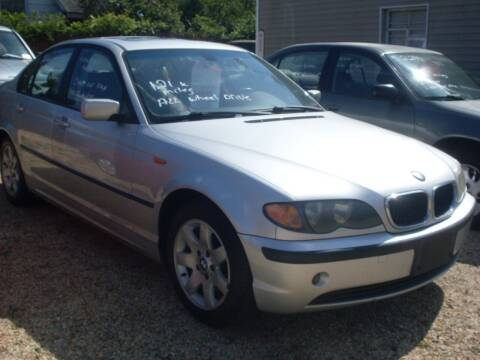 2005 BMW 3 Series for sale at Flag Motors in Islip Terrace NY