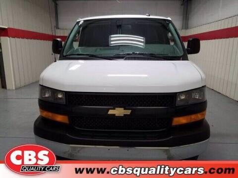 2018 Chevrolet Express Cargo for sale at CBS Quality Cars in Durham NC
