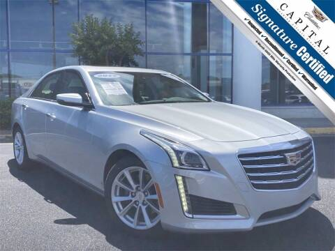 2018 Cadillac CTS for sale at Capital Cadillac of Atlanta in Smyrna GA