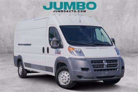 2015 RAM ProMaster Cargo for sale at Jumbo Auto & Truck Plaza in Hollywood FL