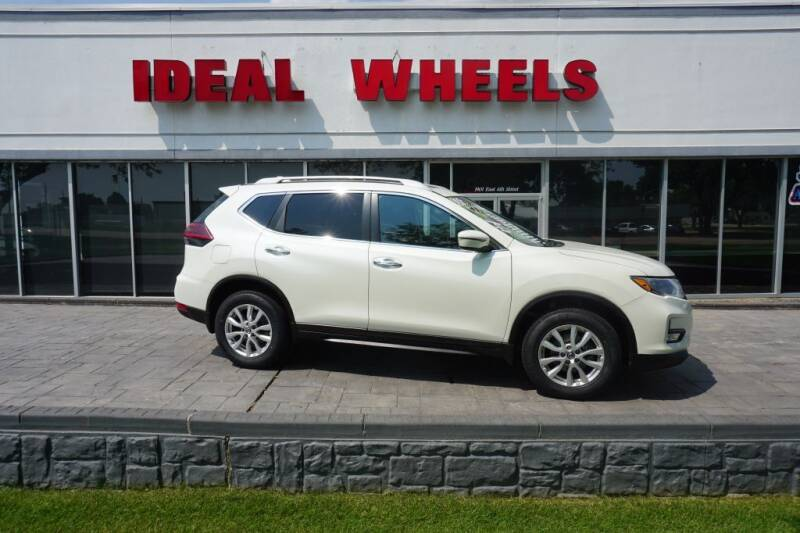 2018 Nissan Rogue for sale at Ideal Wheels in Sioux City IA