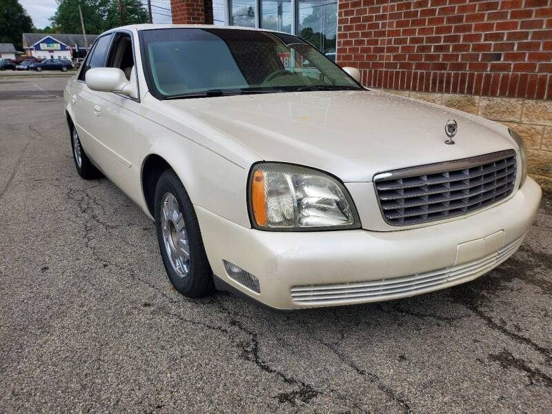 2003 Cadillac DeVille for sale at Auto Pros in Youngstown OH