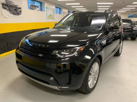 2017 Land Rover Discovery for sale at Newton Automotive and Sales in Newton MA