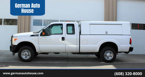 2012 Ford F-350 Super Duty for sale at German Auto House in Fitchburg WI