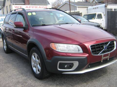 2008 Volvo XC70 for sale at JERRY'S AUTO SALES in Staten Island NY