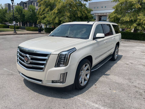 2015 Cadillac Escalade ESV for sale at Motor Cars of Bowling Green in Bowling Green KY
