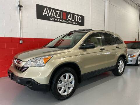 2008 Honda CR-V for sale at AVAZI AUTO GROUP LLC in Gaithersburg MD