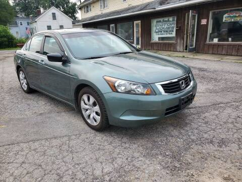 2009 Honda Accord for sale at Motor House in Alden NY