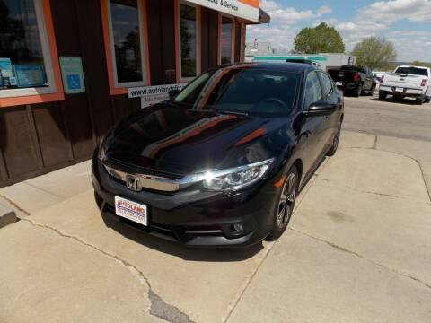 2016 Honda Civic for sale at Autoland in Cedar Rapids IA