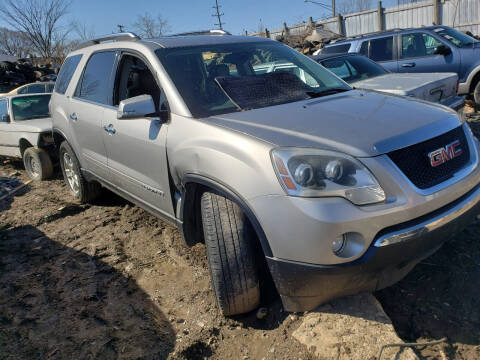 2005 GMC accadia for sale at EHE Auto Sales Parts Cars in Marine City MI
