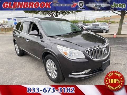 2014 Buick Enclave for sale at Glenbrook Dodge Chrysler Jeep Ram and Fiat in Fort Wayne IN