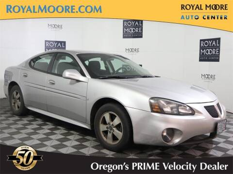 2006 Pontiac Grand Prix for sale at Royal Moore Custom Finance in Hillsboro OR