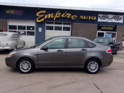 2011 Ford Focus for sale at Empire Auto Sales in Sioux Falls SD
