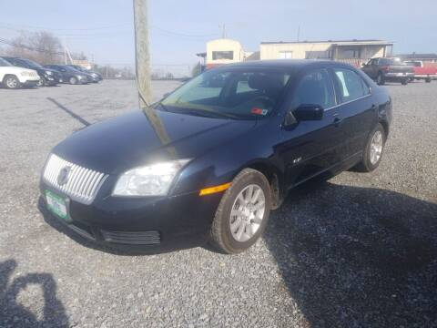 2008 Mercury Milan for sale at Cascade Used Auto Sales in Martinsburg WV