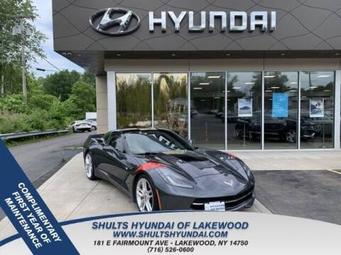 2014 Chevrolet Corvette for sale at Shults Hyundai in Lakewood NY