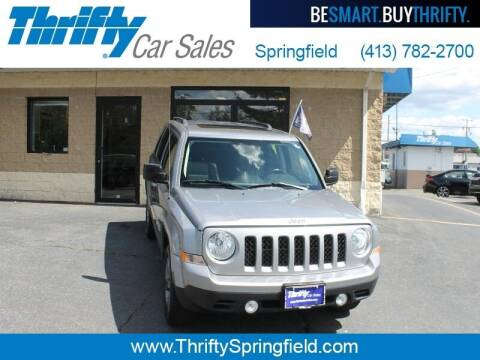 2015 Jeep Patriot for sale at Thrifty Car Sales Springfield in Springfield MA