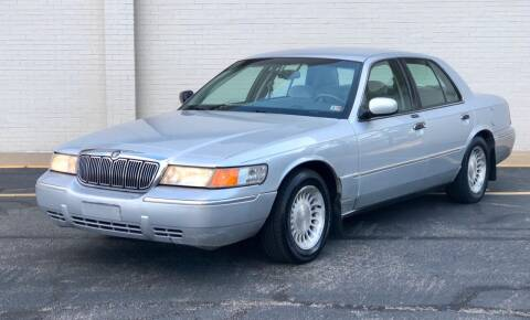 2001 Mercury Grand Marquis for sale at Carland Auto Sales INC. in Portsmouth VA