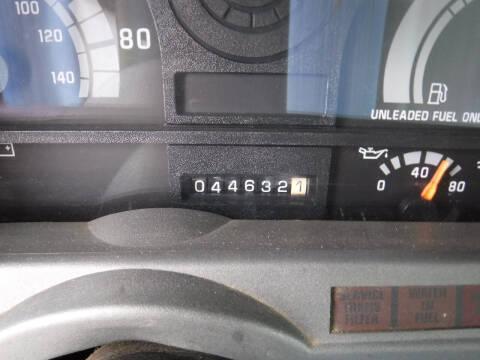 2000 GMC C5500