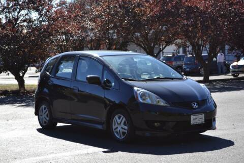 2010 Honda Fit for sale at Skyline Motors Auto Sales in Tacoma WA