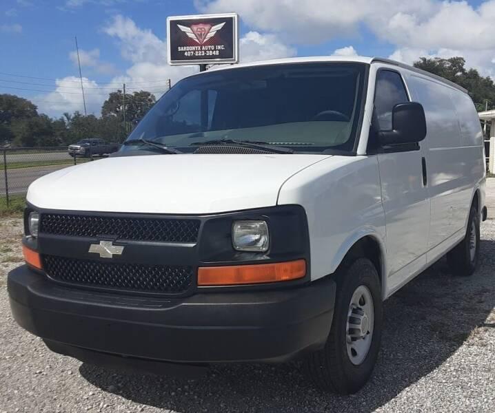 2010 Chevrolet Express Cargo for sale at Sardonyx Auto Inc in Orlando FL