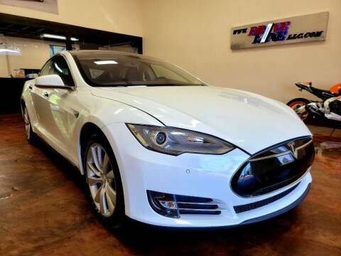 2014 Tesla Model S for sale at Driveline LLC in Jacksonville FL