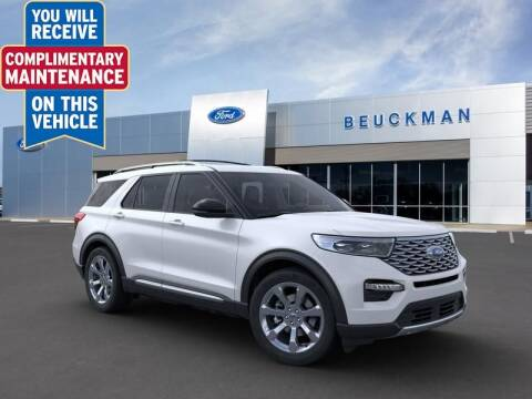 2020 Ford Explorer for sale at Ford Trucks in Ellisville MO
