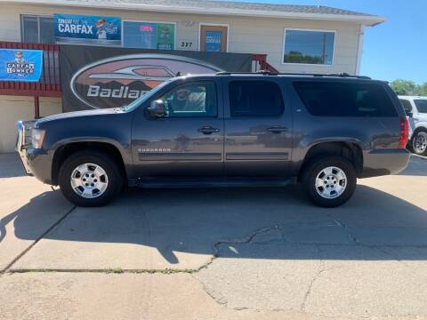2010 Chevrolet Suburban for sale at Badlands Brokers in Rapid City SD