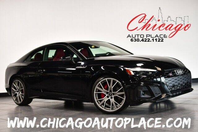 2020 Audi S5 for sale at Chicago Auto Place in Bensenville IL
