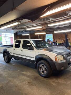 2002 Nissan Frontier for sale at Lavictoire Auto Sales in West Rutland VT