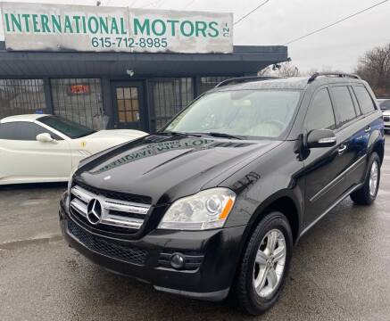 2007 Mercedes-Benz GL-Class for sale at International Motors Inc. in Nashville TN