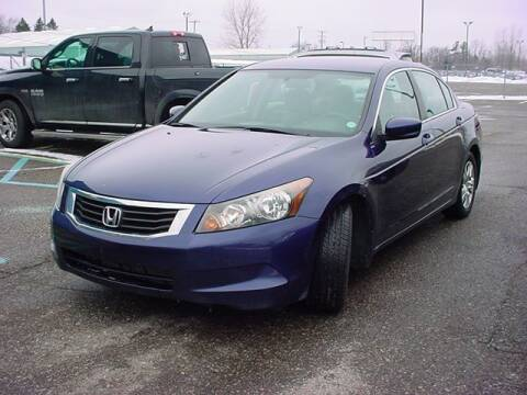 2010 Honda Accord for sale at VOA Auto Sales in Pontiac MI