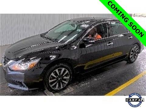 2018 Nissan Altima for sale at LAKESIDE MOTORS, INC. in Sachse TX
