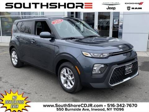2020 Kia Soul for sale at South Shore Chrysler Dodge Jeep Ram in Inwood NY