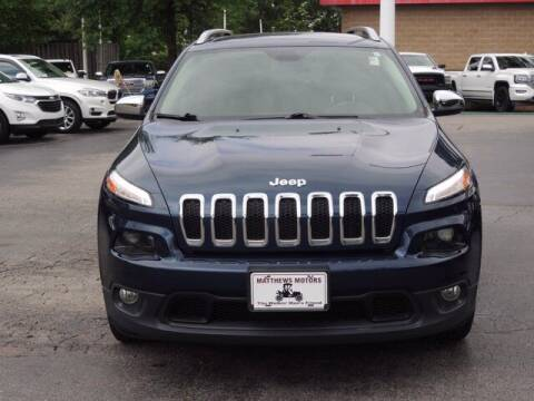 2018 Jeep Cherokee for sale at Auto Finance of Raleigh in Raleigh NC